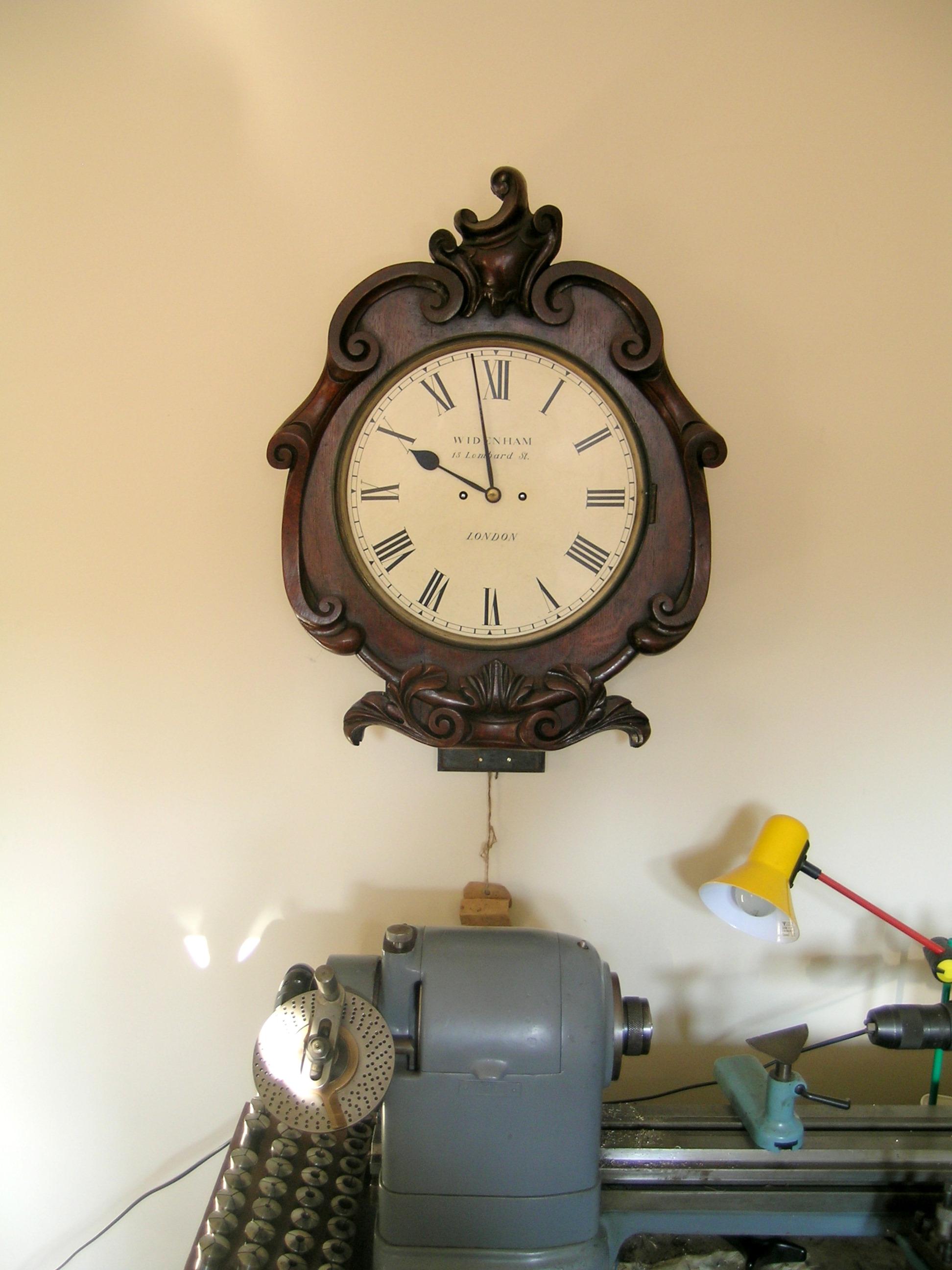 Weird Clocks Lunchtime Clock 100 Strange Clocks Funky